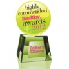 Highly commerided healthy awards 2012, editors choice